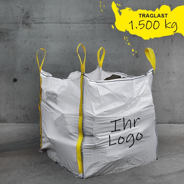 Big Bag Schüttgut 90x90x90cm,Bigbag Logodruck,Bigbags Logodruck,Bigbags mit Logo DESABAG