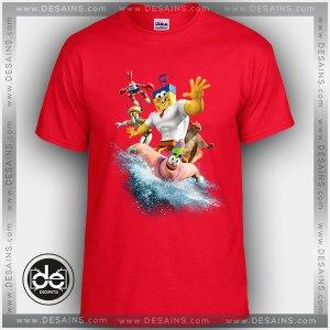 Tshirt SpongeBob Sponge Out of Water Tshirt mens Tshirt womens Size S-3XL