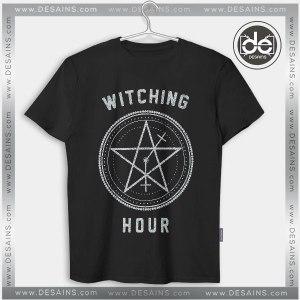 Buy Tshirt The Witching Hour Symbols Custom Tshirt mens Tshirt womens