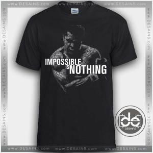 Tshirt Ali Impossible Nothing Tshirt Womens Tshirt Mens Tees Size S-3XL