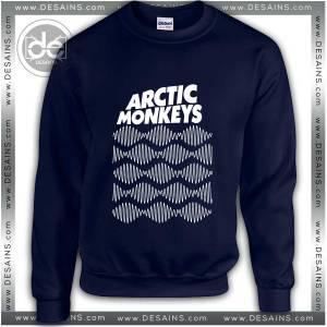 Sweatshirt Arctic Monkeys Logo Wave Sweater Womens Sweater Mens