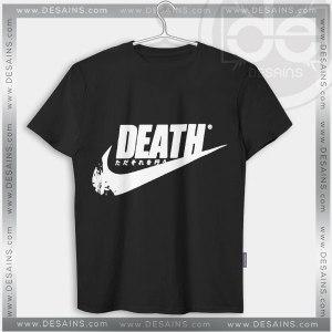 Buy Tshirt Death Just Do It Tshirt Womens Tshirt Mens Tees Size S-3XL