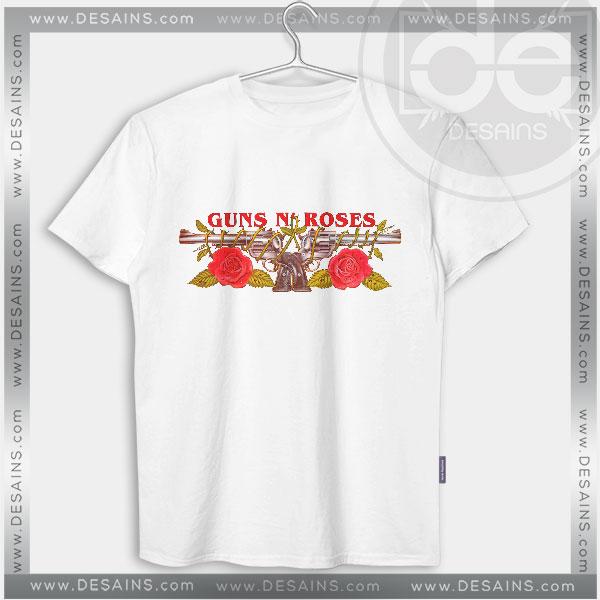 Tshirt Guns N Roses Pistols Tshirt Womens Tshirt Mens Tees Size S-3XL