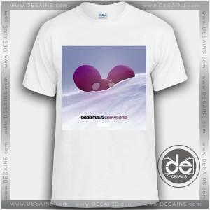Tshirt Deadmau5 Snowcone Tshirt mens Tshirt womens Tees Size S-3XL