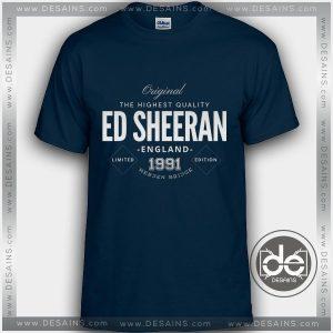 Buy Tshirt Ed Sheeran Hebden Bridge Tshirt mens Tshirt womens