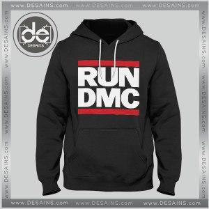 Buy Hoodies Run DMC Logo Hoodie Mens Womens Adult Unisex