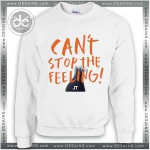 Sweatshirt Justin Timberlake Stop the Feelings Sweater Womens Mens