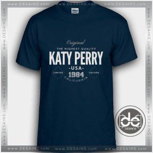 Tshirt Katy Perry California Tshirt mens Tshirt womens Tees Size S-3XL