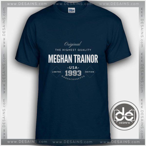 Buy Tshirt Meghan trainor Massachusetts Tshirt mens Tshirt womens