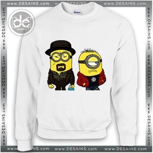 Sweatshirt Minions Breaking Bad Sweater Womens Sweater Mens