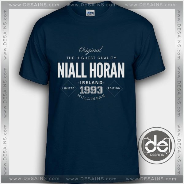 Tshirt Niall Horan Mullingar Tshirt mens Tshirt womens Tees Size S-3XL
