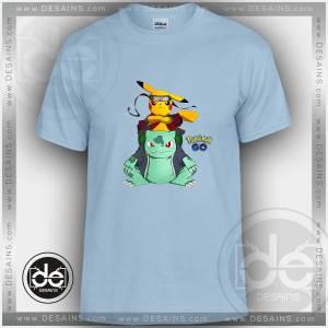 Buy Tshirt Pokemon Go Pika Naruto Tshirt Kids Children and Adult Tshirt