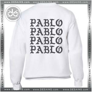 Sweatshirt Pablo Kanye West Yeezy Sweater Womens and Sweater Mens