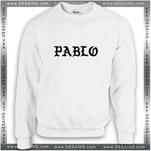Sweatshirt Saint Pablo Kanye West Sweater Womens and Sweater Mens