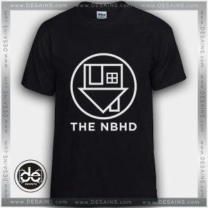 Buy Tshirt The Neighbourhood NBHD Logo Tshirt mens Tshirt womens
