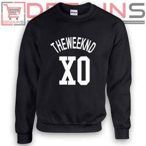 Buy Sweatshirt The Weeknd XO Sweater Womens and Sweater Mens