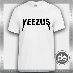 Tshirt Yeezus Kanye West Logo Album Tshirt mens Tshirt womens Tees size S-3XL