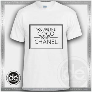 Buy Tshirt You Are the Coco Tshirt mens Tshirt womens Tees size S-3XL