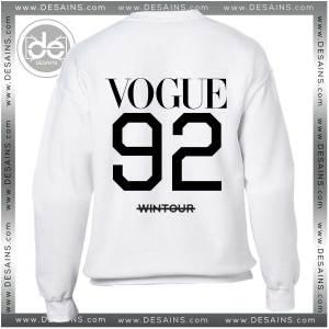 Buy Sweatshirt Vogue 92 Wintour Sweater Womens and Sweater Mens