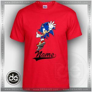 Buy Tshirt Sonic Dash Youth Tshirt Kids Youth and Adult Tshirt Custom