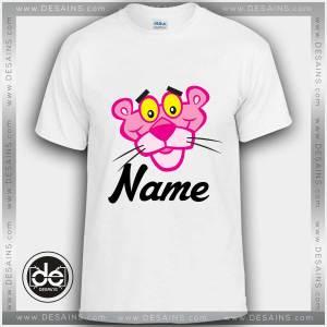 Buy Tshirt Pink Panther Cartoon Tshirt Kids and Adult Tshirt Custom White