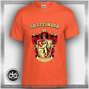 Harry Potter Gryffindor Symbol Tshirt Orange
