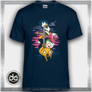 Buy Tshirt Adventure Time Animated series Tshirt Kids Youth and Adult Tshirt Custom