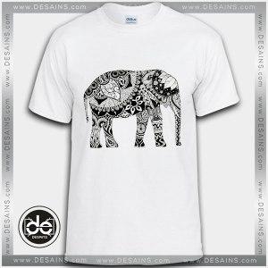 Buy Tshirt Elephant aztec art Tshirt Womens Tshirt Mens Tees Size S-3XL