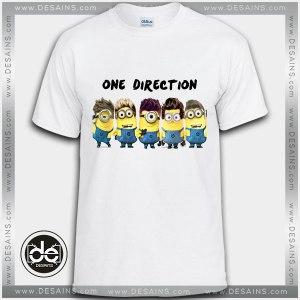 Buy Tshirt One Direction Perfect Minions Tshirt Kids Youth and Adult Tshirt Custom