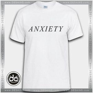 Buy Tshirt Anxiety Tee Tshirt Womens Tshirt Mens Tees Size S-3XL