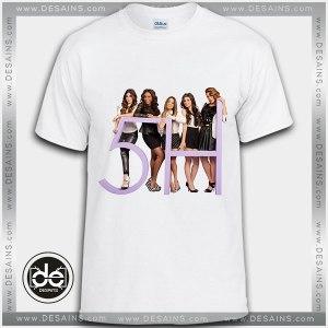 Buy Tshirt Fifth Harmony Girl group Tshirt Womens Tshirt Mens Tees Size S-3XL