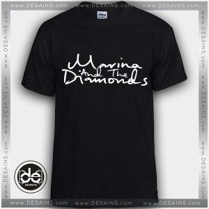 Buy Tshirt Marina and The Diamonds Tshirt Womens Tshirt Mens Tees Size S-3XL