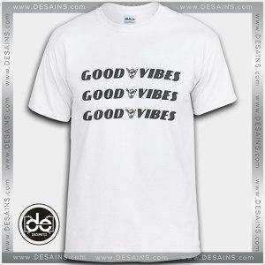 Buy Tshirt Good vibes Brandy Melville Tshirt Womens Tshirt Mens Tees Size S-3XL