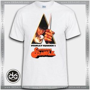Buy Tshirt A Clockwork Orange Movie Tshirt Print Womens Mens Size S-3XL