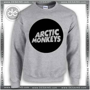 Buy Sweatshirt Arctic Monkeys Logo Circle Sweater Womens and Sweater Mens