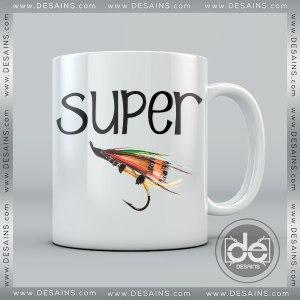 Buy Mug Fisherman Fly Fishing Custom Coffee Mug, Ceramic Mug Gift