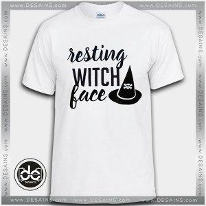 Best Tee Shirt Dress Halloween Resting Witch Face Review