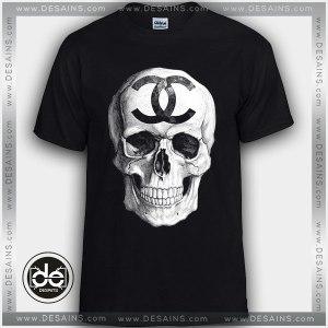 Cheap Tee Shirt Dress Skull Logo Fashion Brand Tshirt