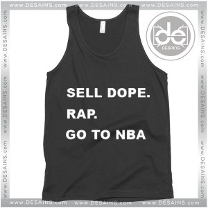 Cheap Graphic Tank Top J Cole Sell Dope Rap Go To Nba
