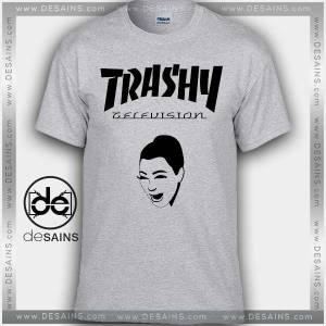 Cheap Graphic Tee Shirts Trashy Kim Kardashian Cry Face Tshirt Size S-3XL
