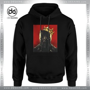 Cheap Graphic Hoodie Black Panther The Notorious BIG
