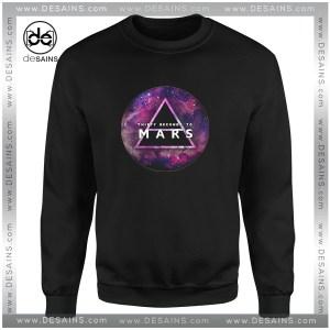 Buy Sweatshirt 30 Seconds to Mars Galaxy