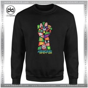 Buy Sweatshirt Avengers Infinity War Pop Art