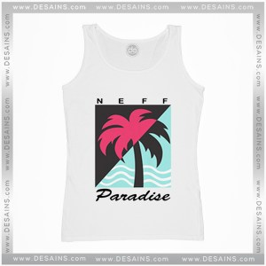 Cheap Tank Top Neff Paradise