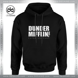 Cheap Graphic Hoodie Dunder Mifflin Paper Company Merch Size S-3XL