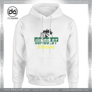 Cheap Graphic Hoodie Humboldt Broncos Strong Logo
