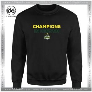 Cheap Graphic Sweatshirt Broncos Champions in Heaven