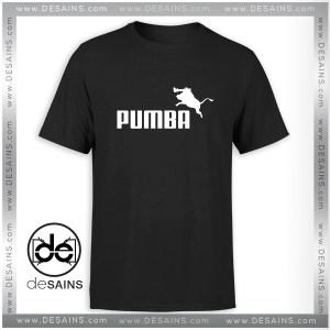 T-Shirt Pumba Logo Puma Parody Tee Shirt Size S-3XL