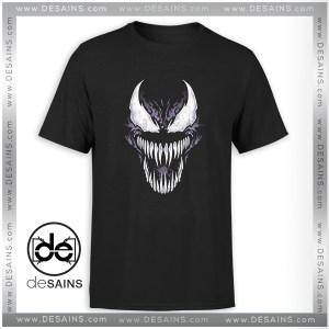 Tee Shirt Venom Spiderman Venom Movie Poster Tee Shirt Size S-3XL