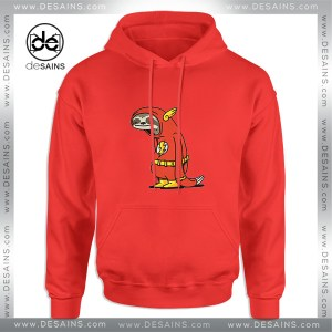 Cheap Graphic Hoodie The Flash Sloth Slowest Size S-3XL